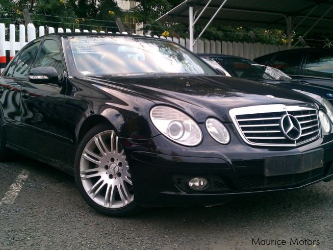 Used mercedes benz e200 kompressor w211 amg 2007 e200 for Used mercedes benz phoenix