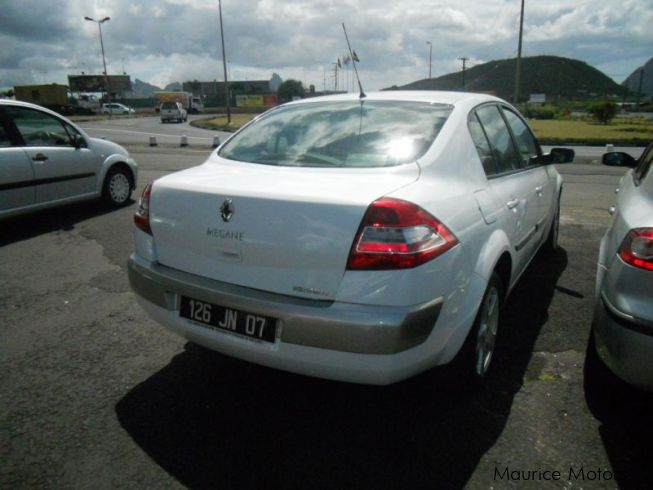 used renault megane berline 2007 megane berline for sale phoenix renault megane berline. Black Bedroom Furniture Sets. Home Design Ideas