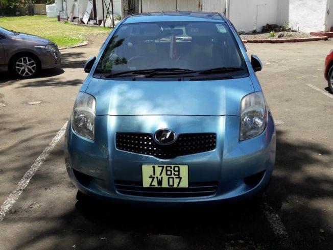 Used Toyota Vitz | 2007 Vitz for sale | Curepipe Toyota Vitz