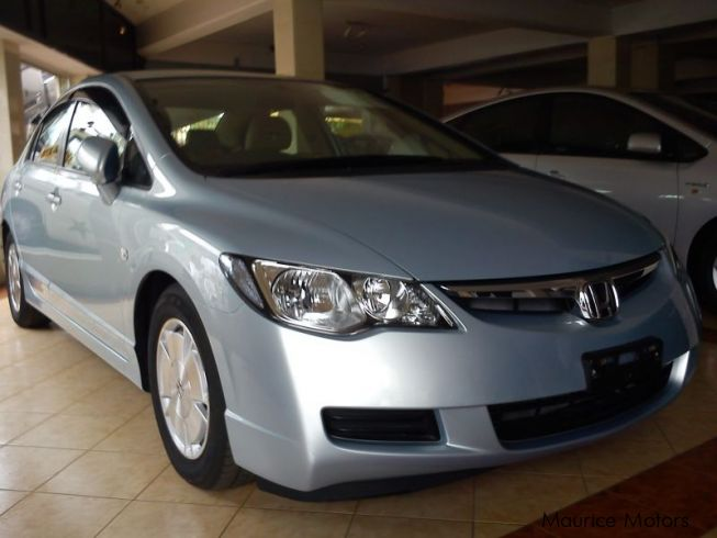 used honda civic hybrid 2008 civic hybrid for sale riche terre honda civic hybrid sales. Black Bedroom Furniture Sets. Home Design Ideas