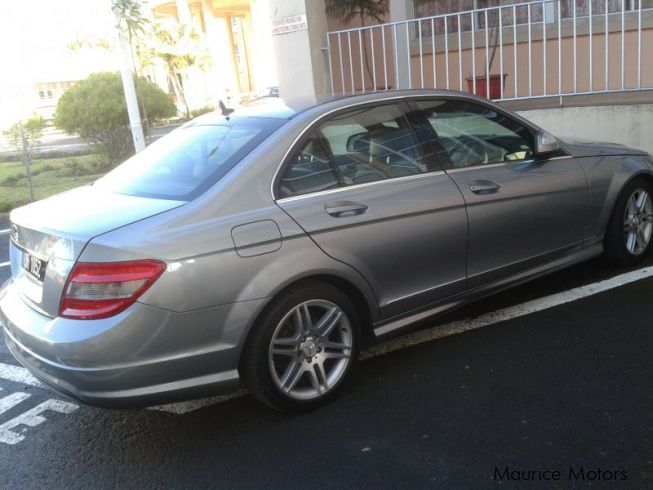 Used mercedes benz c 180 sports a 2008 c 180 sports a for Used mercedes benz phoenix