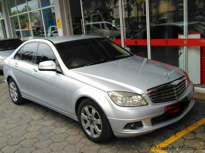 used mercedes benz c 180 2008 c 180 for sale quatre bornes mercedes benz c 180 sales. Black Bedroom Furniture Sets. Home Design Ideas