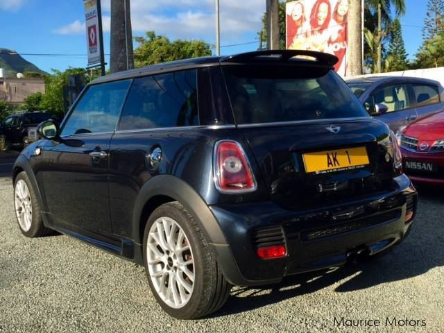 Used mini cooper jcw 2008 cooper jcw for sale saint for Cooper motors used cars