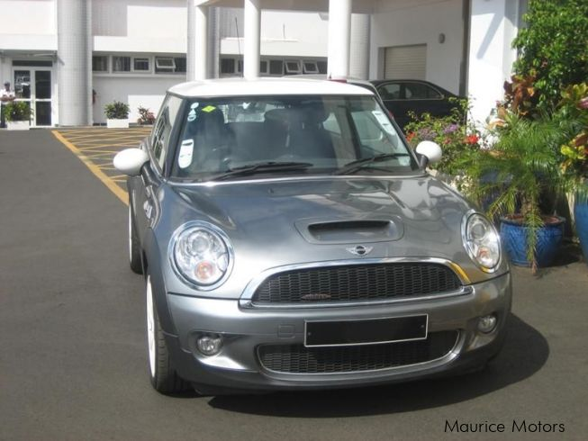 Used mini cooper s 2008 cooper s for sale les pailles for Cooper motors used cars