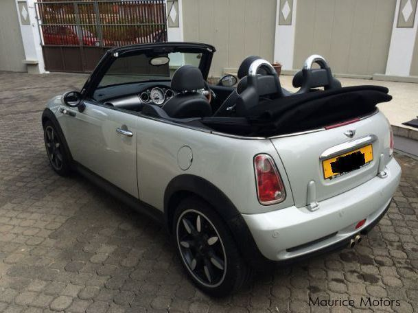 used mini cooper s r52 supercharged 2008 cooper s r52 supercharged for sale albion mini. Black Bedroom Furniture Sets. Home Design Ideas
