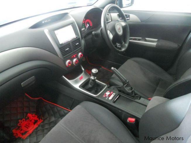Used subaru impreza wrx sti 2008 impreza wrx sti for for Used subaru motors for sale