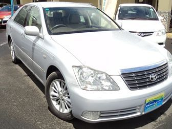 Used toyota crown royal saloon 2008 crown royal saloon for Crown motors used cars