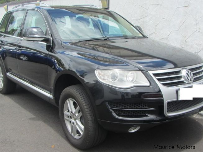 used volkswagen touareg 2008 touareg for sale belle. Black Bedroom Furniture Sets. Home Design Ideas