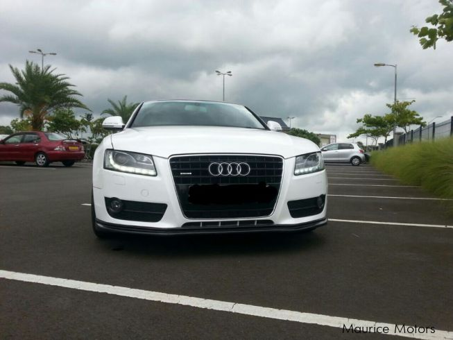 used audi a5 quattro 2009 a5 quattro for sale portlouis audi a5 quattro sales audi a5. Black Bedroom Furniture Sets. Home Design Ideas