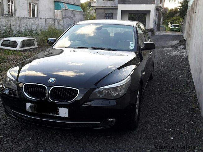 BMW 520in Mauritius