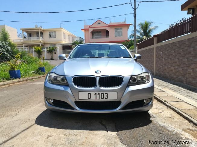 BMW Serie 3 in Mauritius