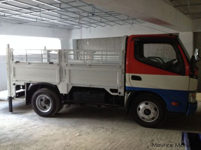 Used Hino Dutro Power Gate Turbo 2009 Dutro Power