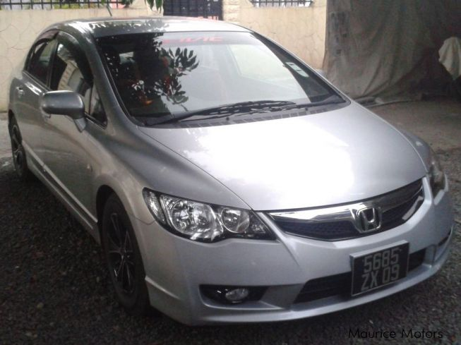 used honda civic 2009 civic for sale vacoas honda civic sales honda civic price rs 380 000. Black Bedroom Furniture Sets. Home Design Ideas