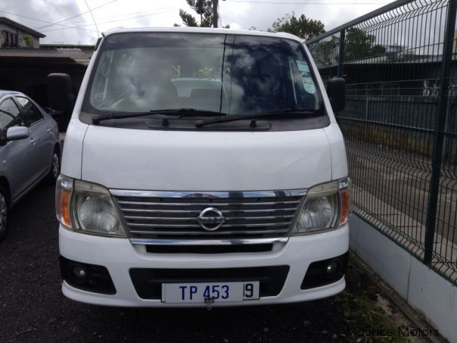 Used Nissan Urvan Goods Vehicle 2009 Urvan Goods