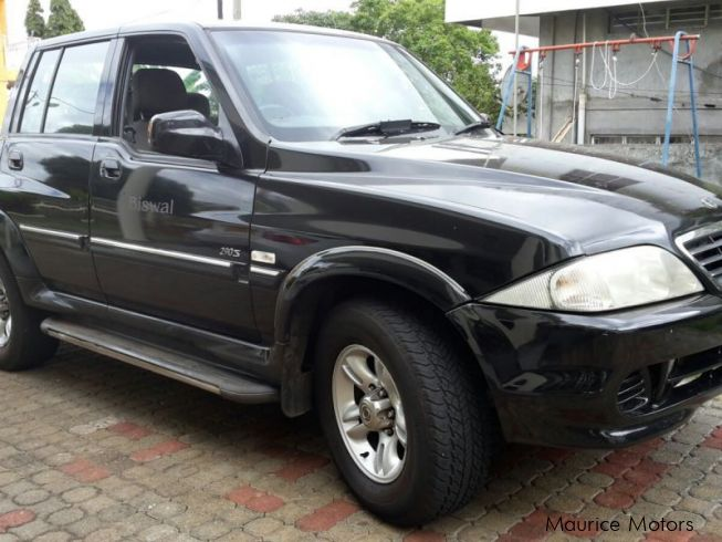 used ssangyong musso pick up sports 2009 musso pick up sports for sale mauritius ssangyong. Black Bedroom Furniture Sets. Home Design Ideas