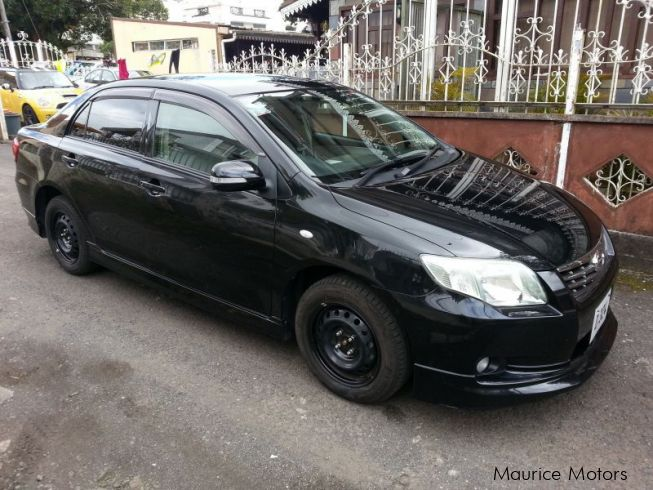 used toyota axio full bodykit manual low mileage 2009 axio full bodykit manual low mileage for. Black Bedroom Furniture Sets. Home Design Ideas