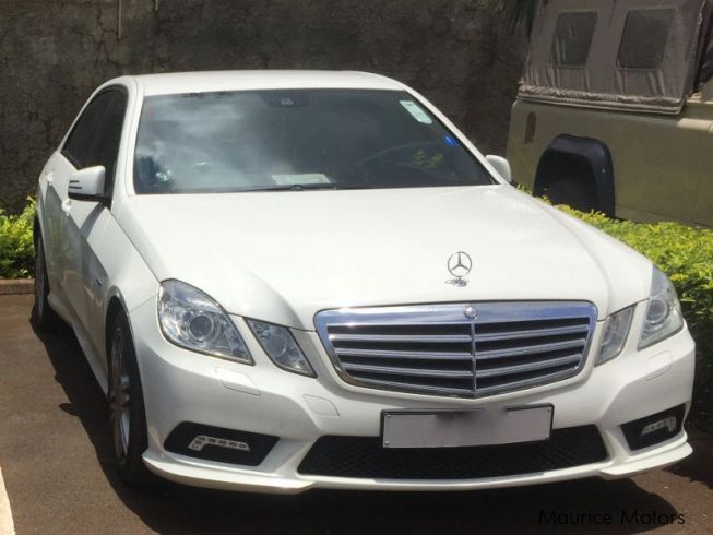 used mercedes benz e 250 amg 2010 e 250 amg for sale quatre bornes mercedes benz e 250 amg. Black Bedroom Furniture Sets. Home Design Ideas