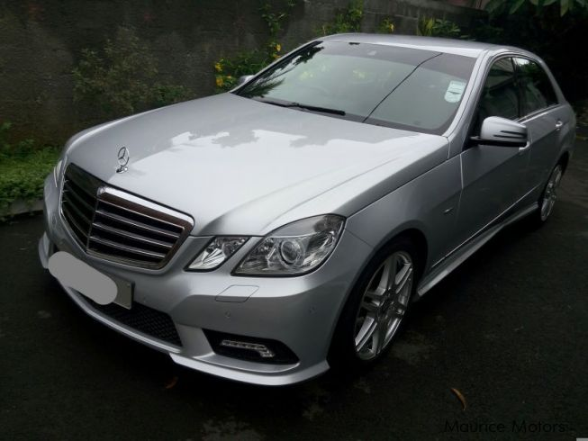 Used mercedes benz e class e250 amg sport 2010 e class for Used mercedes benz e class for sale