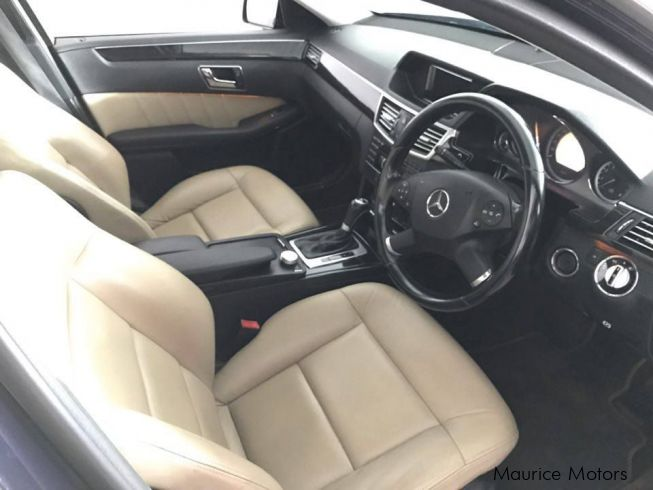 Used Mercedes Benz E250 Automatic Steptronic Fully Loaded 2010 E250 Automatic Steptronic
