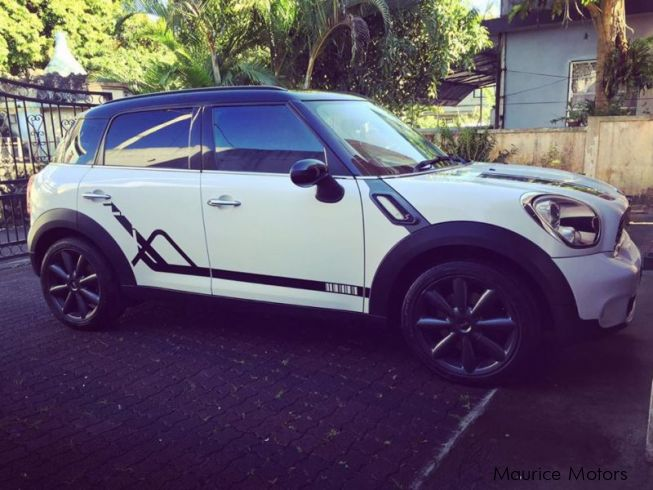 Used mini cooper s countryman twinpower turbo 2010 for Cooper motors used cars
