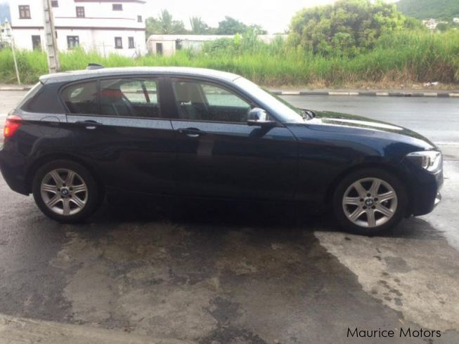 Used Bmw 116i 2011 116i For Sale Mon Desir Vacoas