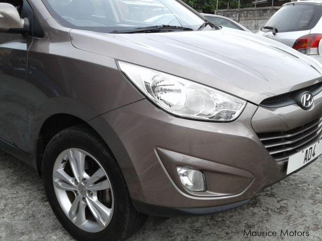 Used Hyundai Ix35 Light Brown 2011 Ix35 Light