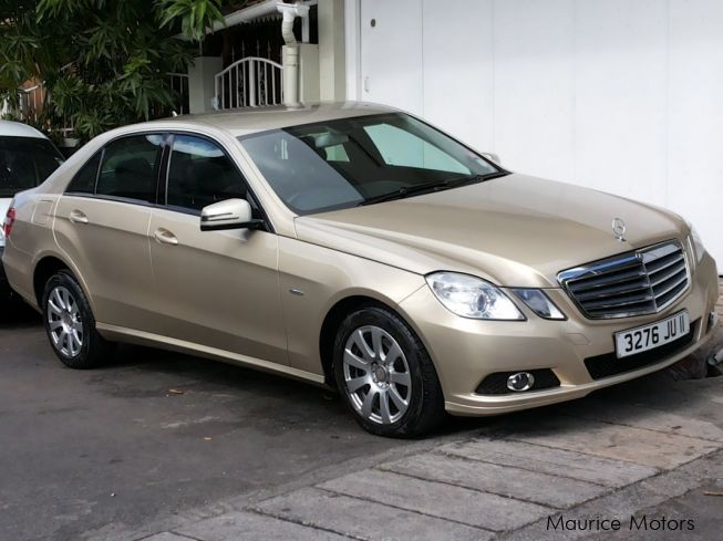used mercedes benz e200 cgi blue efficiency 2011 e200
