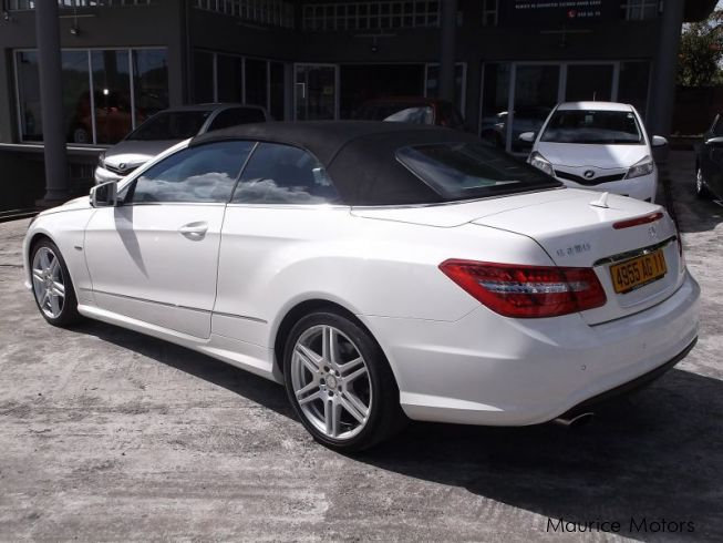 Used mercedes benz e250 cgi amg convertible 2011 e250 for Used mercedes benz cars for sale