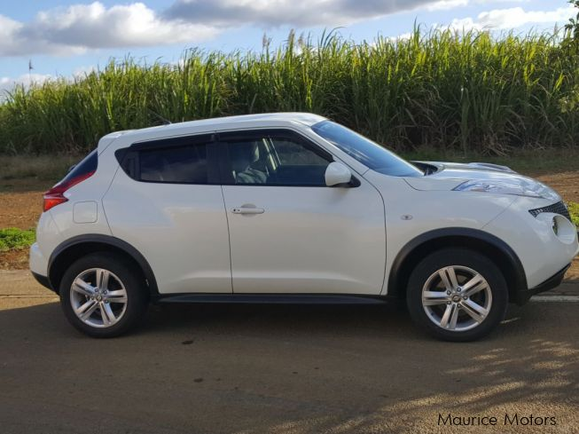 Used Nissan Juke 2011 Juke For Sale Saint Pierre