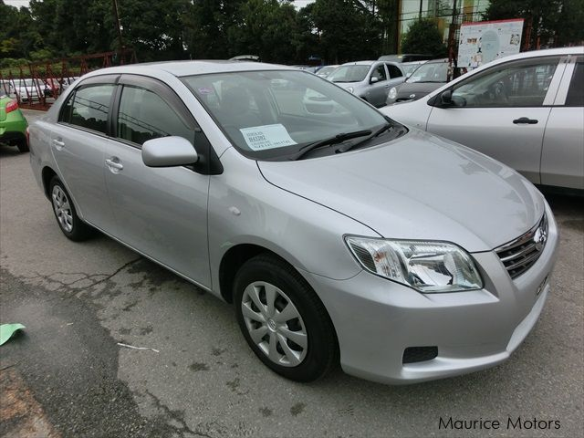 Used Toyota Axio 2011 Axio For Sale Eau Coulee