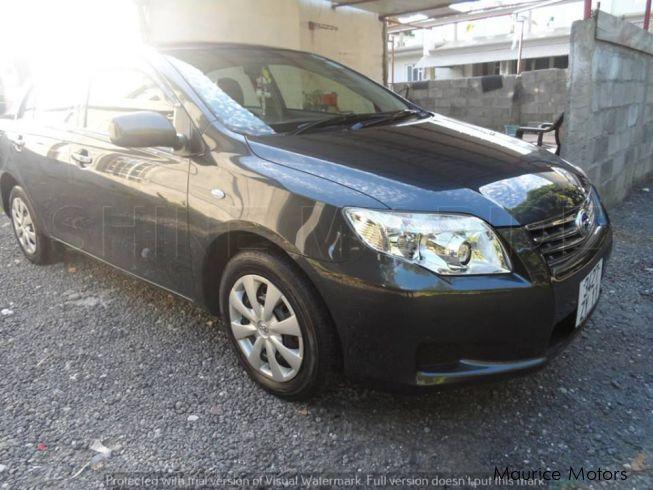 Used Toyota Axio Grade X Hid 2011 Axio Grade X Hid For Sale Central Flacq Toyota Axio Grade