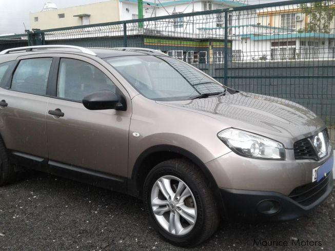 Used Nissan Qashqai 2 Light Brown 2012 Qashqai 2