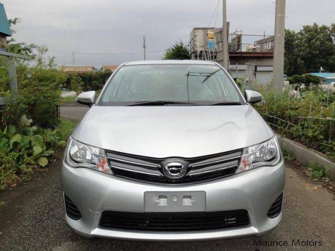 Used toyota axio new model 2012 axio new model for for Modern motors used cars