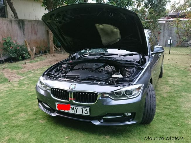 BMW 316i Sport Line in Mauritius