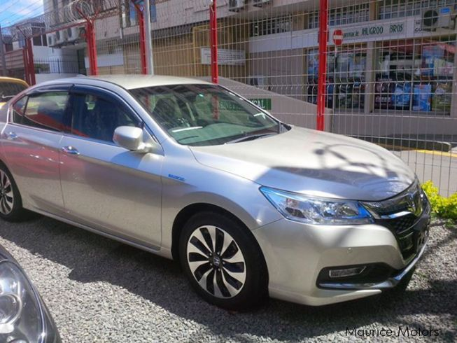 Used honda accord hybrid ex leather package 2013 accord for Honda accord motors for sale