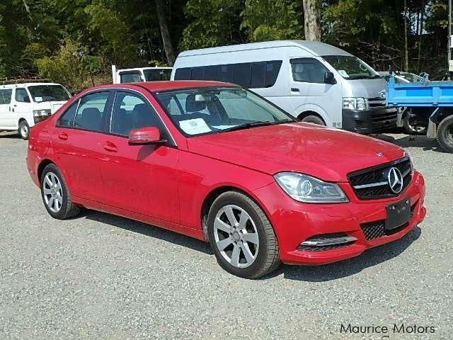 Used mercedes benz c 180 2013 c 180 for sale vacoas for Www mercedes benz used cars