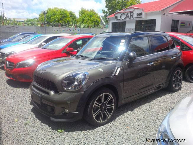 Used mini cooper s countryman jcw styling package 2013 for Cooper motors used cars