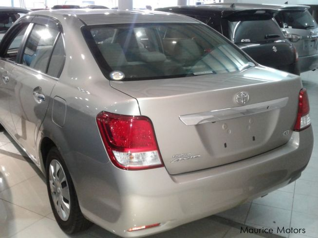 used toyota axio very low mileage light brown 2013 axio very low mileage light brown. Black Bedroom Furniture Sets. Home Design Ideas