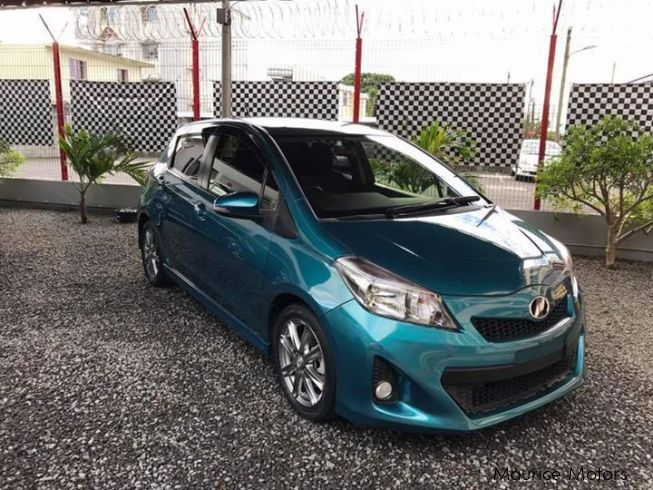 Used Toyota Vitz Rs 2013 Vitz Rs For Sale Vacoas Toyota Vitz Rs Sales Toyota Vitz Rs Price
