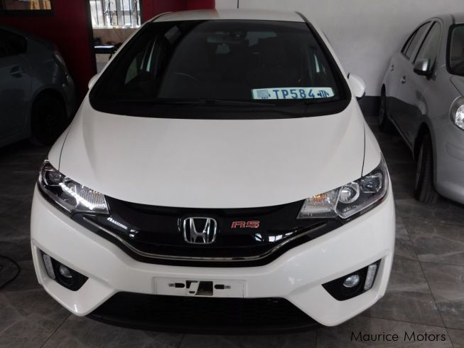 used honda fit rs   pearl white 2014 fit rs   pearl white for sale floreal honda fit rs