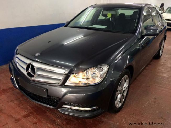 Used mercedes benz c180 2014 c180 for sale port louis for Mercedes benz of greensboro used cars