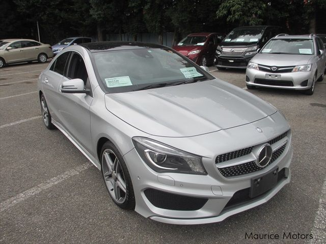 Used Mercedes Benz Cla 180 Sport Amg Styling 2014 Cla
