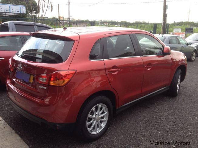 used mitsubishi asx red manual transmission 2014 asx red manual transmission for sale. Black Bedroom Furniture Sets. Home Design Ideas