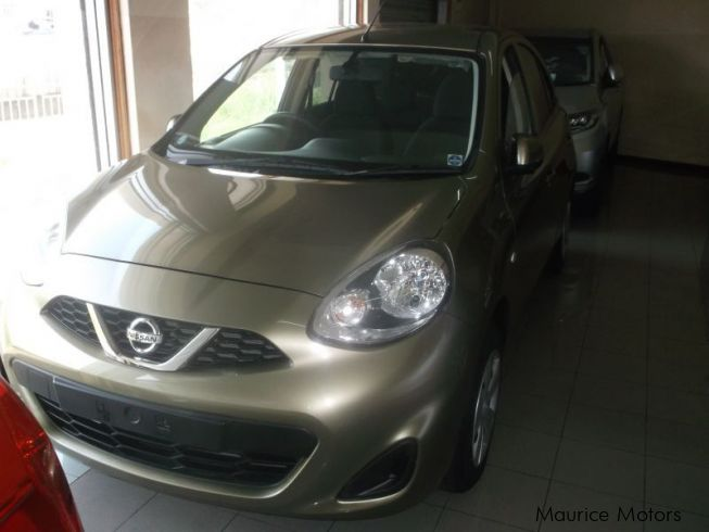 Used Nissan MARCH AK13 - Olive | 2014 MARCH AK13 - Olive ...