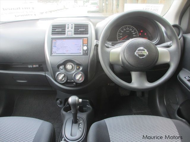 Nissan March Xin Mauritius