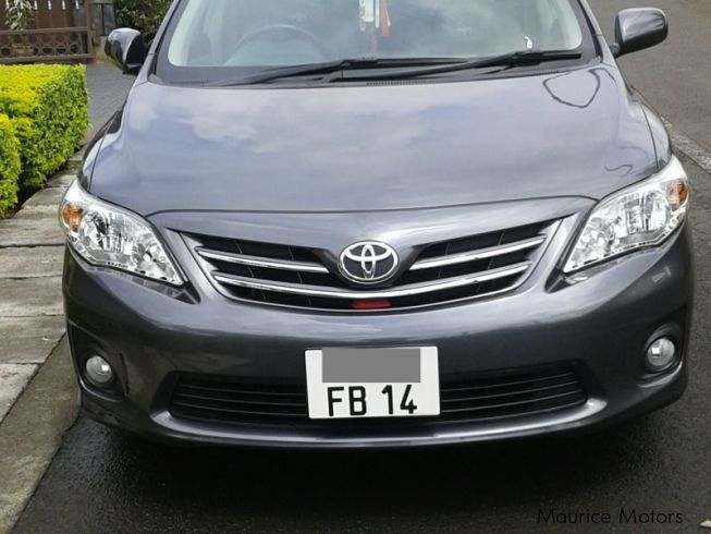 used toyota corolla gli 2014 corolla gli for sale flacq toyota corolla gli sales toyota. Black Bedroom Furniture Sets. Home Design Ideas