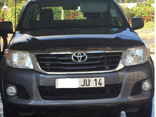Used Toyota Hilux 2014 Hilux For Sale St Paul Toyota Hilux Sales Toyota Hilux Price Rs