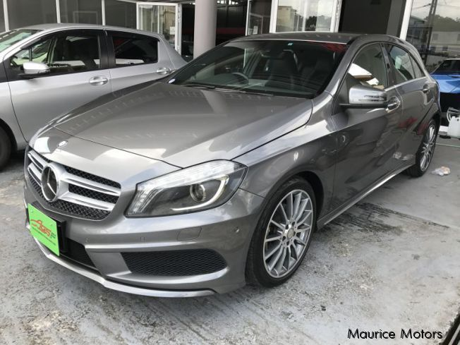 Used mercedes benz a180 amg sport steptronic 2015 a180 for Mercedes benz new cars 2015