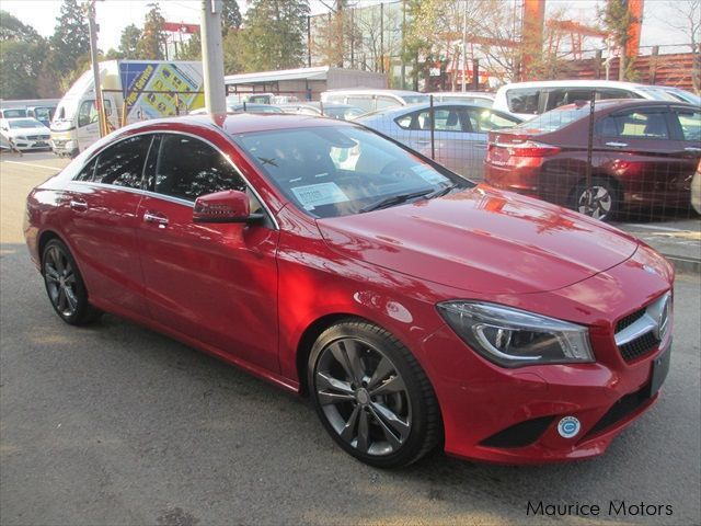 Used mercedes benz cla 2015 cla for sale bon accueil for Mercedes benz cla 2015 price