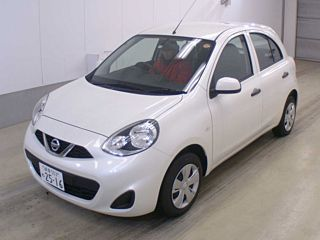 Nissan March K13 in Mauritius